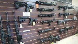 AR-15 Receivers and Rifles at RAM Arms in Durham
